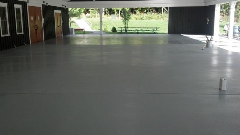 Epoxy Is More Than Just A Concrete Coating It Can Be Used To Design Beautiful Floors In Commercial Industrial And Residential Spaces