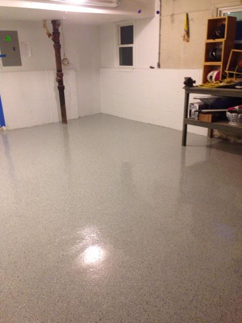 Chips And Cracking How To Repair Your Epoxy Floors Epoxy Floors Llc